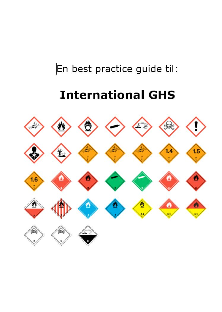 En best practice guide til international GHS